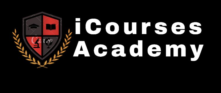 iCourses Academy Logo